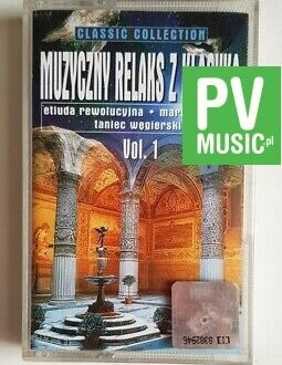CLASSIC COLLECTION BEETHOVEN, BACH.. audio cassette
