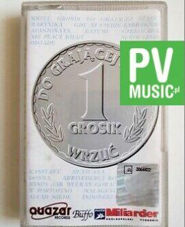 DO GRAJĄCEJ SZAFY GROSIK WRZUĆ  E.GÓRNIAK, P.HAJDUK audio cassette