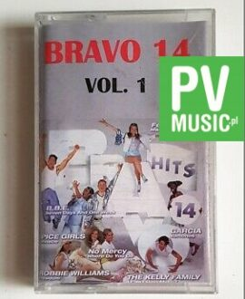 BRAVO 14 vol.1 FALCO, FAITHLESS.. audio cassette