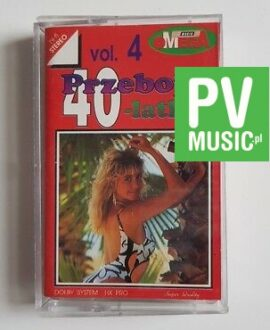 TOP HITS vol.4 TOTO CUTUGNO, BACCARA.. audio cassette