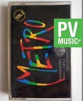 METRO vol.2 audio cassette
