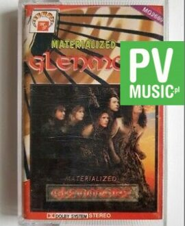 GLENMORE MATERIALIZED audio cassette