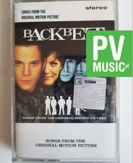 BACKBEAT SOUNDTRACK audio cassette