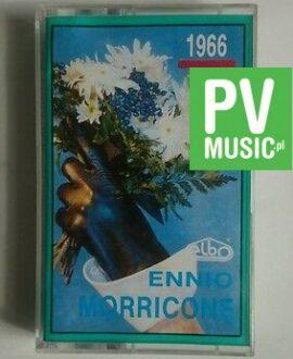 ENNIO MORRICONE 1966-1987    audio cassette