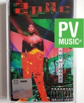 2PAC STRICLTLY 4 MY N.I.G.A.Z.Z... audio cassette