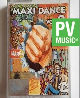 MAXI DANCE vol.9 FUN FACTORY, B.T.G.audio cassette