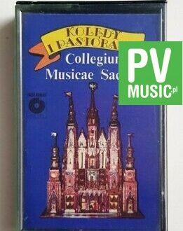 COLLEGIUM MUSICAE SACRAE KOLĘDY I PASTORAŁKI audio cassette