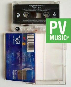 JUSTYNA STECZKOWSKA DZIEŃ I NOC audio cassette