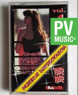 82'-92' HITS vol.1 KAOMA, SABRINA... audio cassette