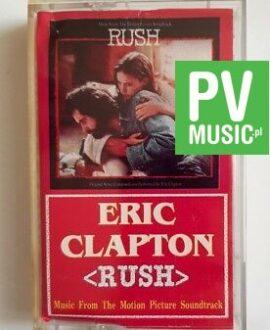 ERIC CLAPTON RUSH audio cassette
