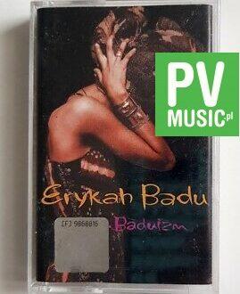 ERYKAH BADU BADUIZM audio cassette
