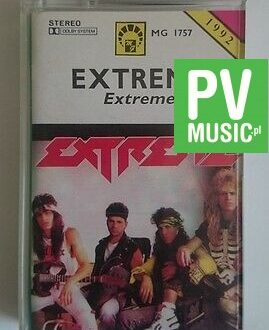 EXTREME  EXTREME   audio cassette
