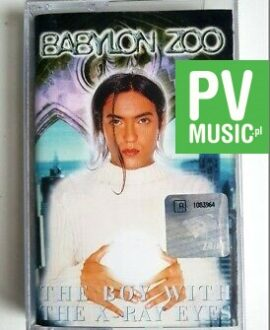 BABYLON ZOO THE BOY WITH THE X-RAY EYES audio cassette