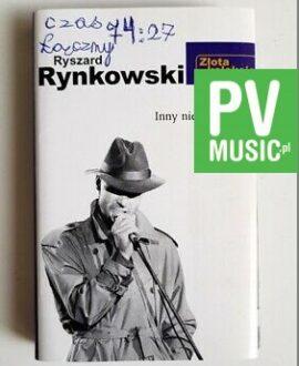 RYSZARD RYNKOWSKI INNY NIE BĘDĘ audio cassette