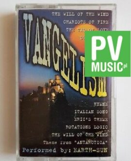 VANGELISM PERFORMED BY : EARTH SUN audio cassette