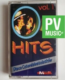 DISCO HITS vol.1 POVERI, GOMBAY DANCE audio cassette