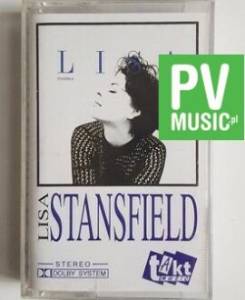 LISA STANSFIELD REAL LOVE audio cassette