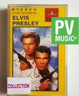 ELVIS PRESLEY CRYING IN THE CHAPEL.. audio cassette