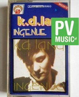 K.D.LANG INGENUE audio cassette