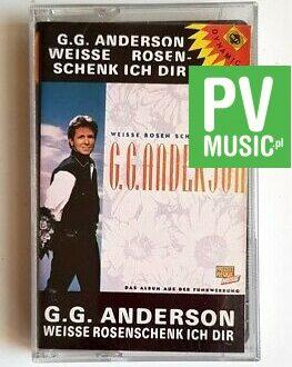 G.G.ANDERSON WEISSE ROSENSCHENK ICH DIR audio cassette
