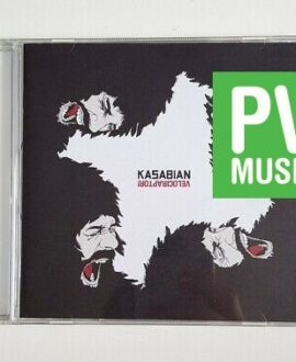 KASABIAN VELOCIRAPTOR CD