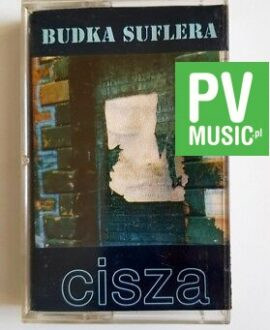 BUDKA SUFLERA CISZA audio cassette