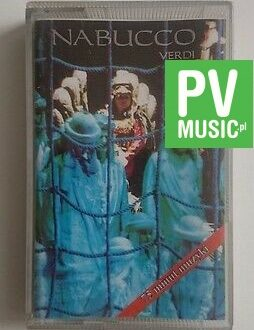 NABUCCO VERDI     audio cassette