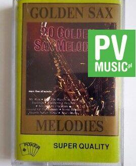 GOLDEN SAX 20 GOLDEN SAX MELODIES audio cassette