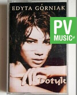 EDYTA GÓRNIAK DOTYK audio cassette