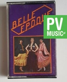 BELLE EPOQUE DISCO SOUND.. audio cassette