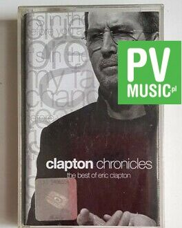 CLAPTON CHRONICLES THE BEST OF ERIC CLAPTON audio cassette