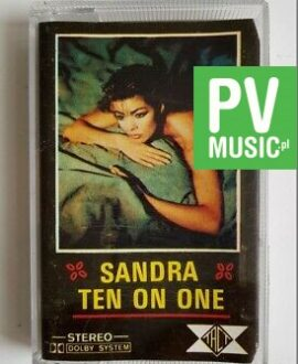 SANDRA TEN AND ONE audio cassette