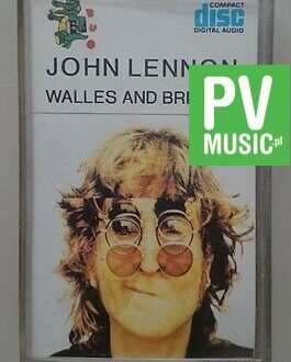 JOHN LENNON  WALLES AND BRIDGES   audio cassette
