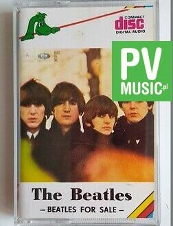 THE BEATLES BEATLES FOR SALE audio cassette