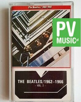 THE BEATLES 1962-1966 vol.2 audio cassette