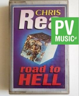 CHRIS REA ROAD TO HELL audio cassette