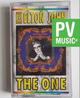 ELTON JOHN THE ONE audio cassette
