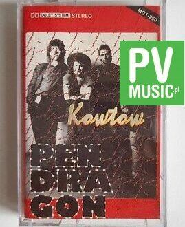 PENDRAGON KOWTOW audio cassette