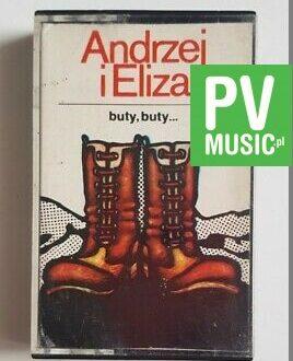 ANDRZEJ I ELIZA BUTY, BUTY.. audio cassette