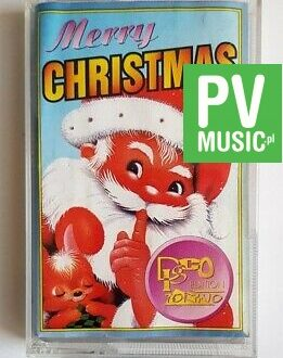 MERRY CHRISTMAS BONEY M, ELVIS PRESLEY.. audio cassette