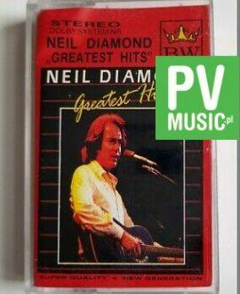NEIL DIAMOND GREATEST HITS audio cassette