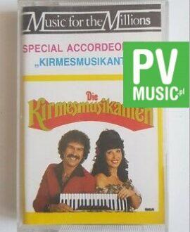 KIRMESMUSIKANTEN VOL.1 audio cassette