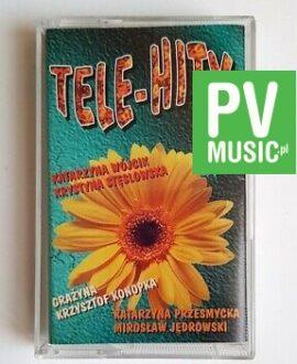TELE HITY 3 KRZYSZTOF KONOPCZYK, KATARZYNA WÓJCIK.. audio cassette