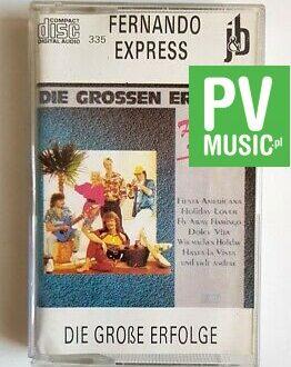 FERNANDO EXPRESS DIE GROSSEN ERFOLGE  audio cassette