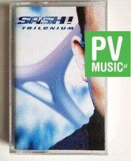 SASH! TRILENIUM audio cassette