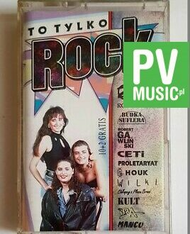 TO TYLKO ROCK KULT, IRA... audio cassette