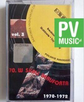70 W SKALI BEAUFORTA SKALDOWIE, TRZY KORONY audio cassette
