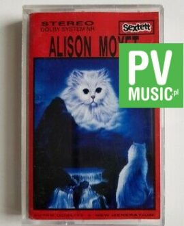 ALISON MOYET THE BEST OF audio cassette