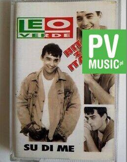 LEO VERDE SU DI ME audio cassette