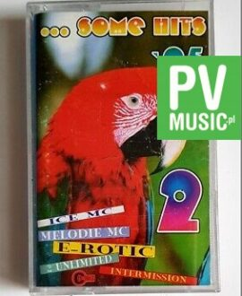 ...SOME HITS '95 vol.4 E-ROTIC, ICE MC...audio cassette
